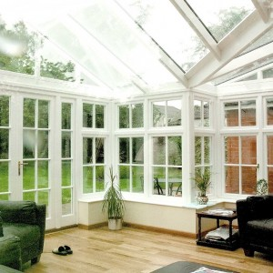 Painted Timber Conservatories By Parkwood