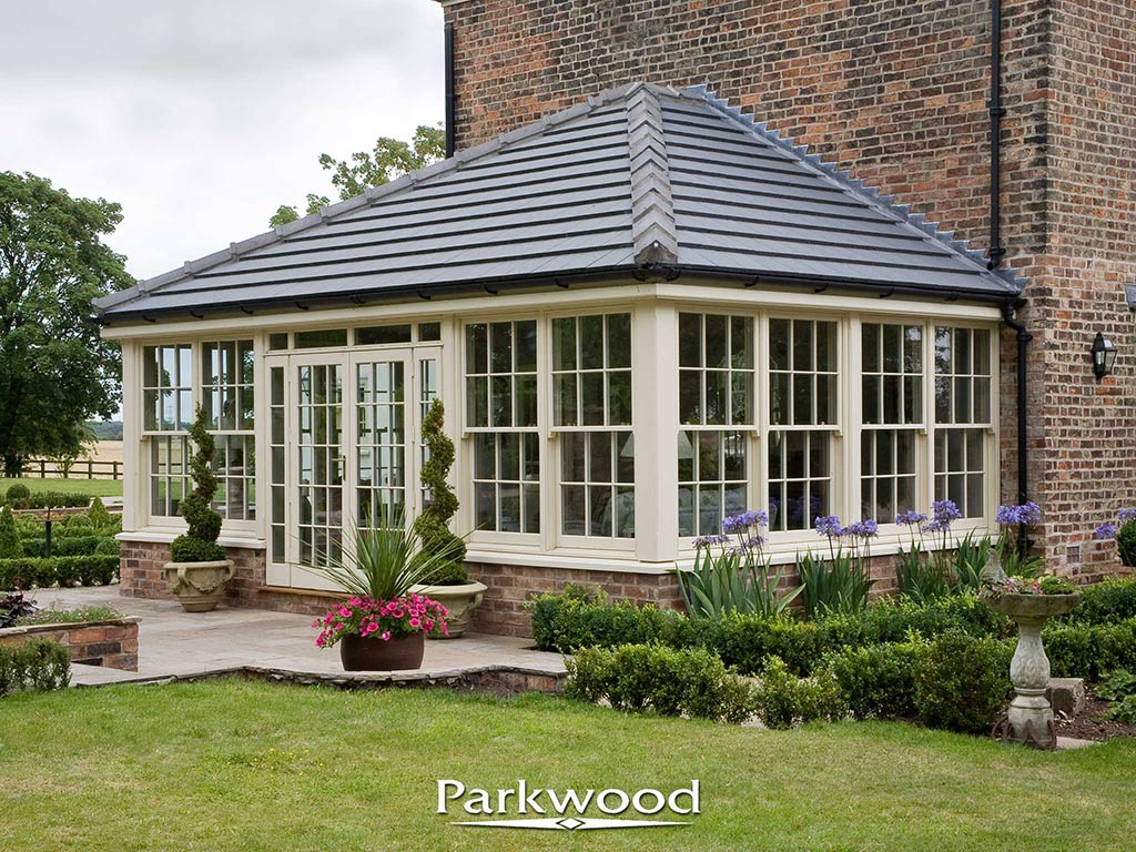 Garden room by Parkwood