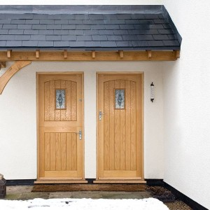 Oak Doors By Parkwood