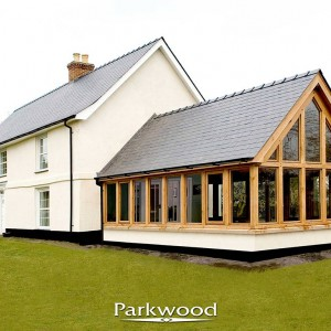 Green Oak Garden Rooms
