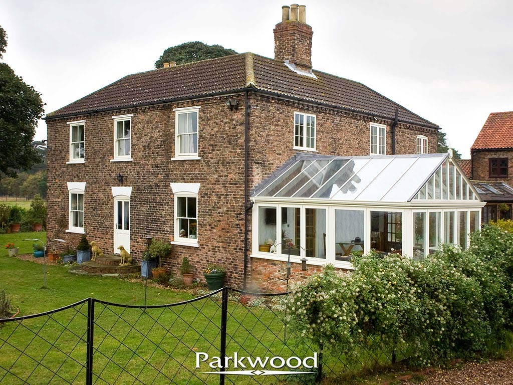 Painted Conservatory by Parkwood