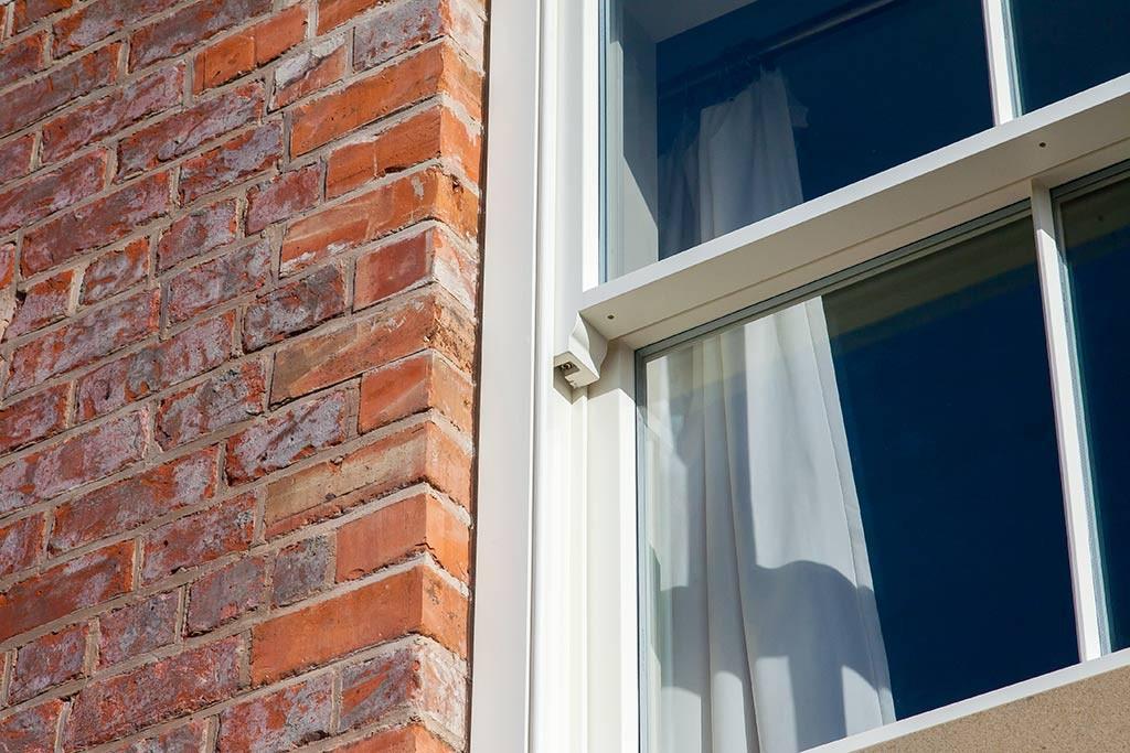 High performance Sliding sash windows by Parkwood