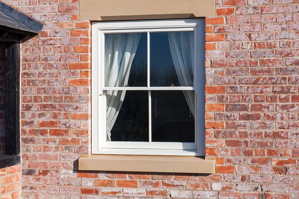 Sliding sash window by Parkwood