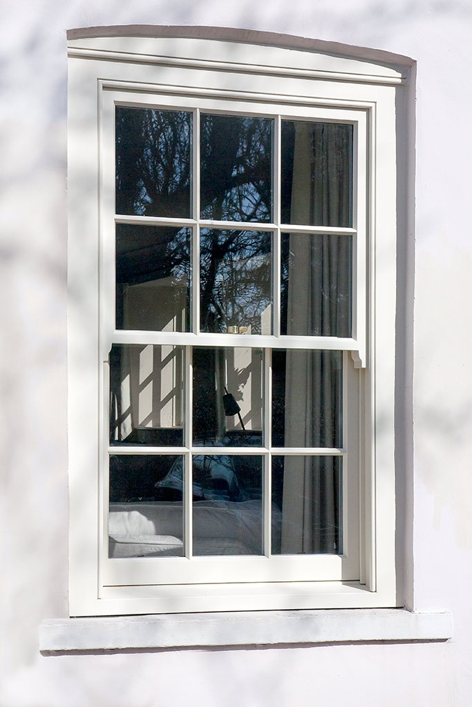 Perfectly proportioned sliding sash window by Parkwood