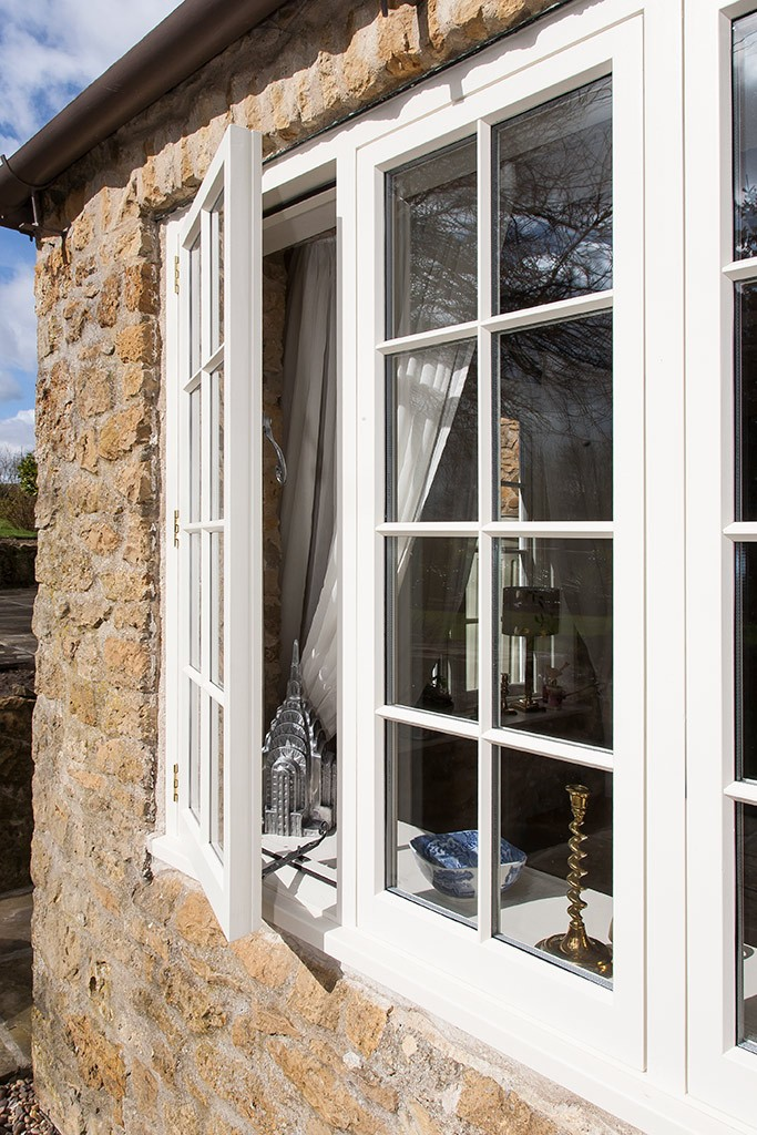Casement windows by Parkwood Joinery Ltd