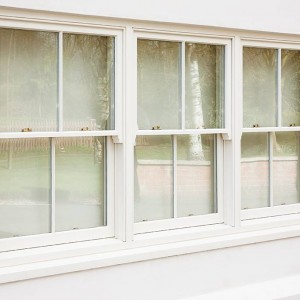 Sliding Sash Equal-triple Configuration For Wider Openings
