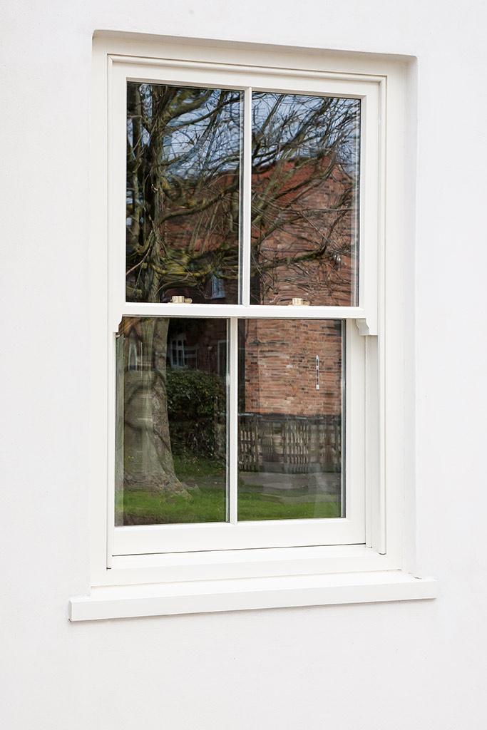 Timeless appeal of sliding sash windows