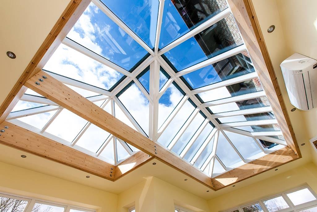 Superb roof lantern by Parkwood
