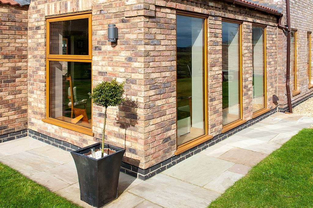 Contemporary Windows timber windows manufacturedparkwood joinery ltd