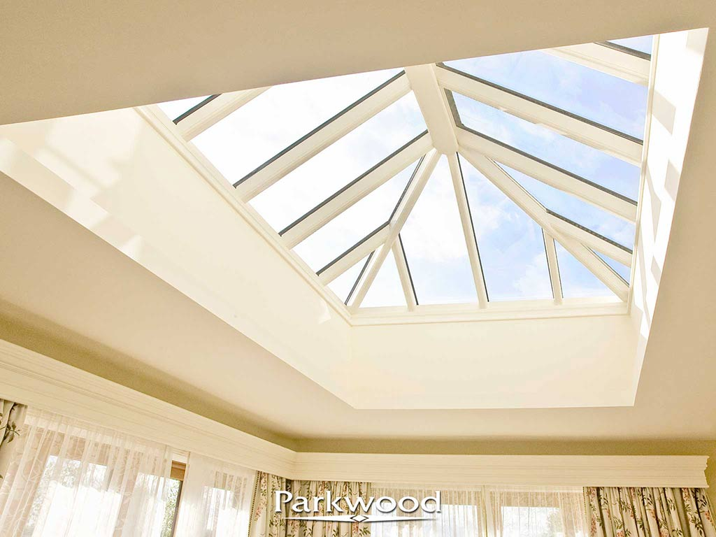 Lantern roof by Parkwood