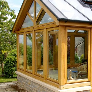 Green Oak Conservatories By Parkwood