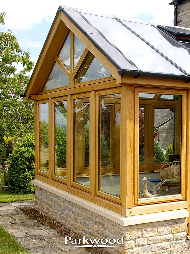 Bespoke Timber Conservatories By Parkwood Joinery Ltd