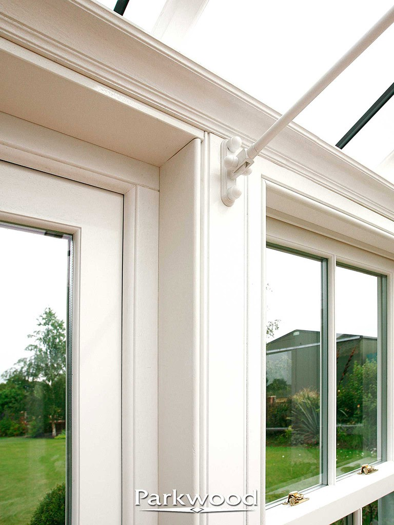 Timber conservatories by Parkwood