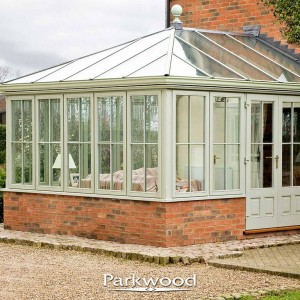 Green Timber Conservatory By Parkwood
