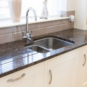 Taylor Made Natural Granits Compliment Your Parkwood Kitchen