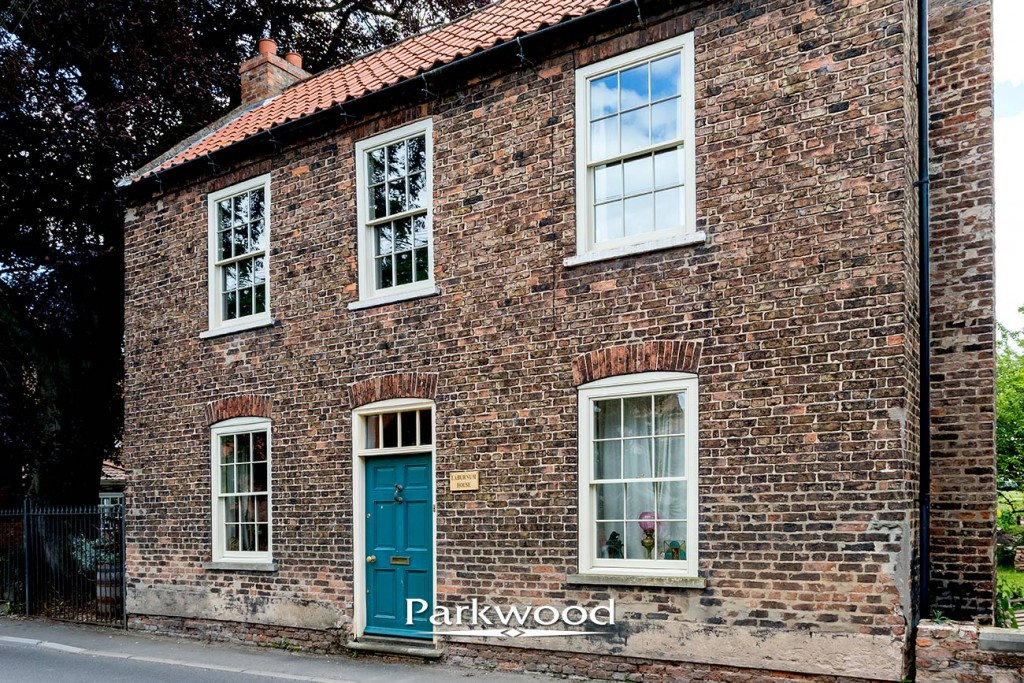 Grade 2 listed, Conservation area Sliding sash windows