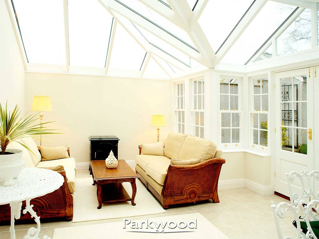 conservatory by Parkwood