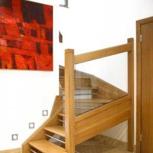Contemporary Staircases By Parkwood