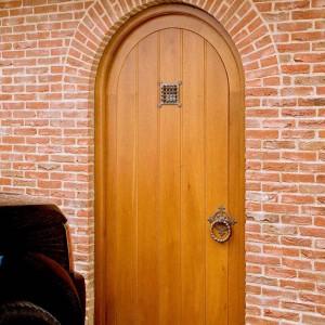 Arch Top Door By Parkwood