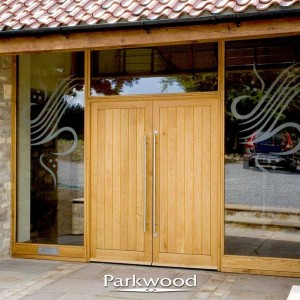 Contemporary Door Screen By Parkwood
