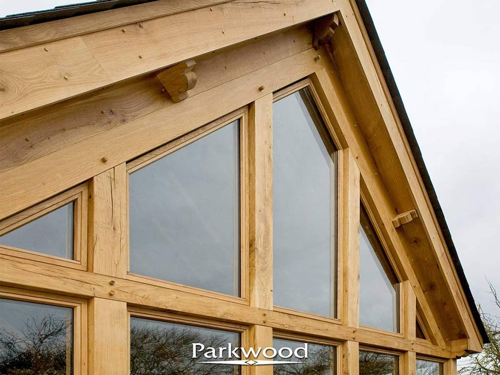 Oak Framed Buildings By Parkwood