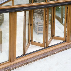 Bi Fold Timber Doors By Parkwood