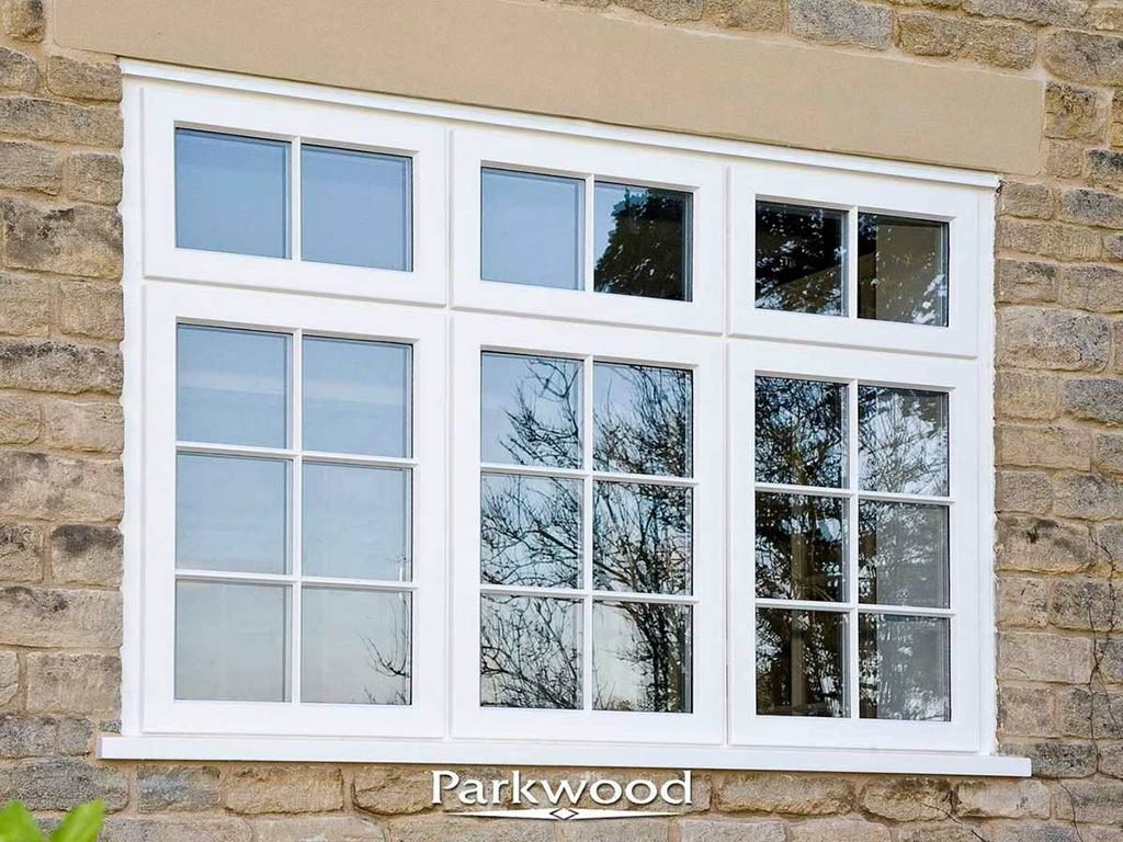 Timber windows manufactured by parkwood joinery ltd for Best casement windows
