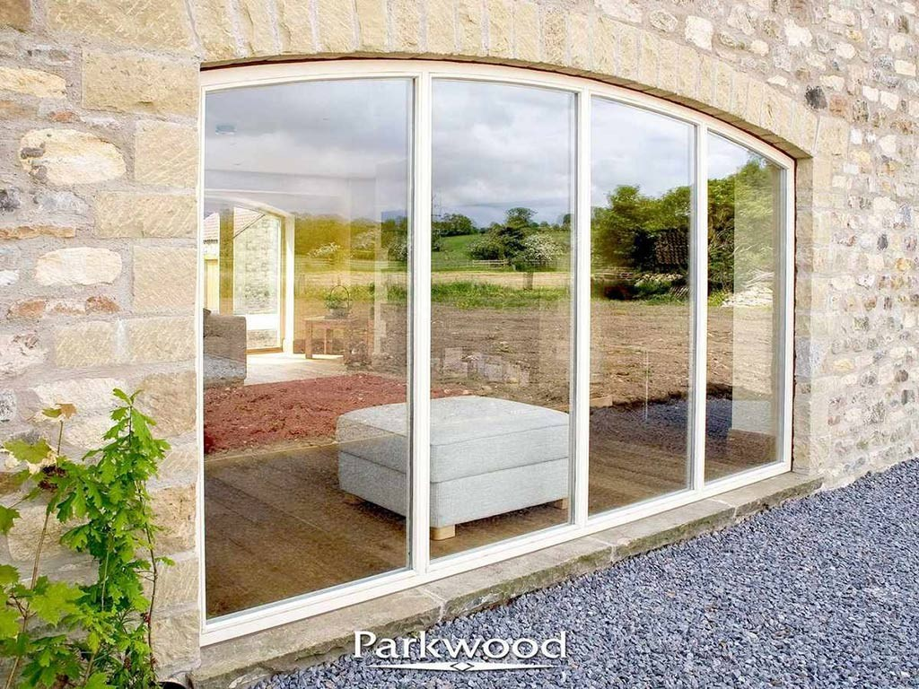 Timber Windows by Parkwood