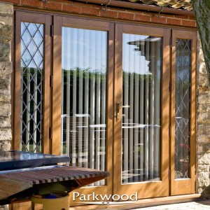 Hardwood French Doors By Parkwood